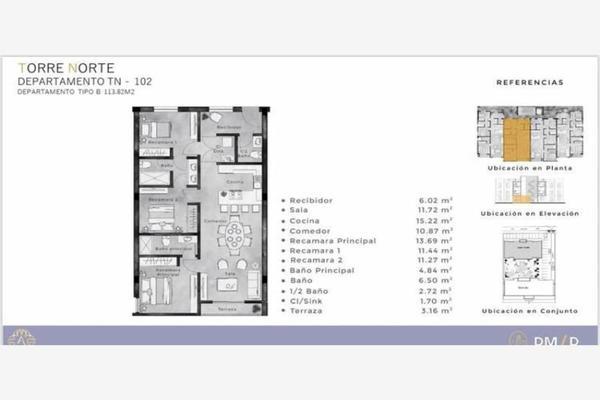 Foto de departamento en venta en la rioja 1, villas la rioja, monterrey, nuevo león, 8828024 No. 09