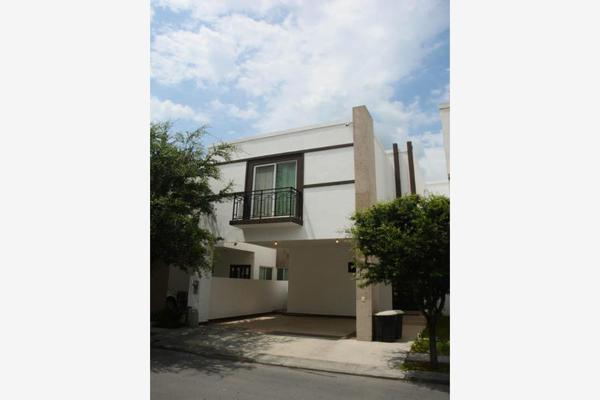 Foto de casa en renta en  , la rioja privada residencial 2da etapa, monterrey, nuevo león, 9265585 No. 01