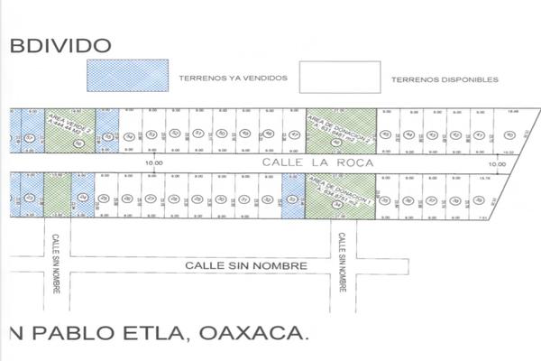 Foto de terreno habitacional en venta en la roca , san sebastián de las flores, san pablo etla, oaxaca, 8432244 No. 06