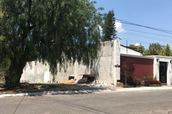 Foto de terreno habitacional en venta en la rochera , villas del mesón, querétaro, querétaro, 14035136 No. 02