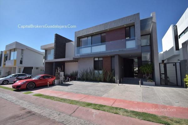 Foto de casa en venta en  , la romana, tlajomulco de zúñiga, jalisco, 11427664 No. 01
