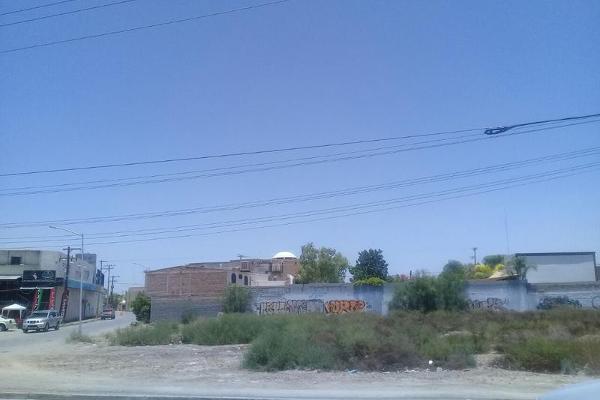 Foto de terreno habitacional en venta en  , la rosita, torreón, coahuila de zaragoza, 8065310 No. 01