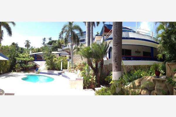 Foto de casa en venta en la rotonda 45, club campestre, acapulco de juárez, guerrero, 2696763 No. 01