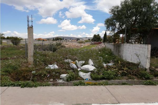 Foto de terreno habitacional en venta en  , la trinidad, cuautepec de hinojosa, hidalgo, 7530399 No. 01