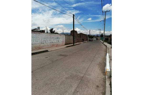 Foto de terreno habitacional en venta en  , la trinidad, cuautepec de hinojosa, hidalgo, 7530399 No. 02