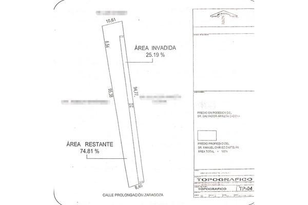 Foto de terreno habitacional en venta en  , la trinidad, cuautepec de hinojosa, hidalgo, 7530399 No. 05