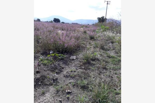 Foto de terreno habitacional en venta en la trinidad tepango 1, la trinidad tepango, atlixco, puebla, 8337315 No. 02