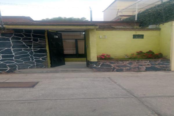 Foto de casa en venta en  , la trinidad, texcoco, méxico, 8274021 No. 01