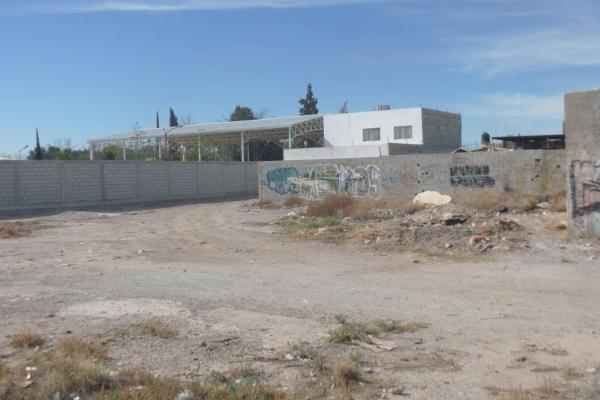 Foto de terreno industrial en venta en  , la unión, torreón, coahuila de zaragoza, 2699025 No. 04