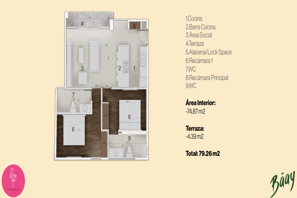 Foto de departamento en venta en  , la veleta, tulum, quintana roo, 14033003 No. 10