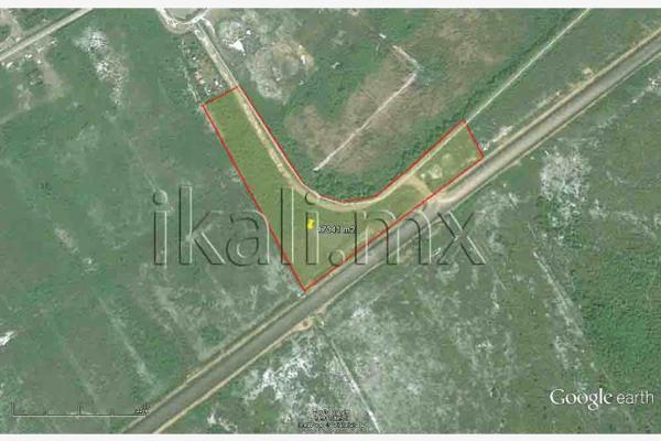 Foto de terreno habitacional en venta en carretera a cobos , la victoria, tuxpan, veracruz de ignacio de la llave, 2693409 No. 06