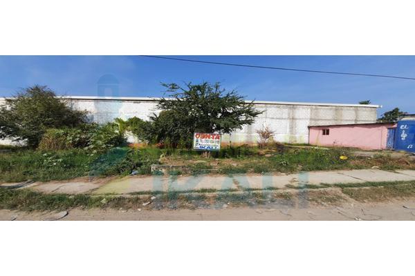 Foto de terreno habitacional en venta en  , la victoria, tuxpan, veracruz de ignacio de la llave, 5315112 No. 01