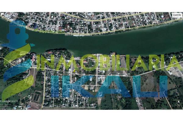 Foto de terreno habitacional en venta en  , la victoria, tuxpan, veracruz de ignacio de la llave, 5315112 No. 08