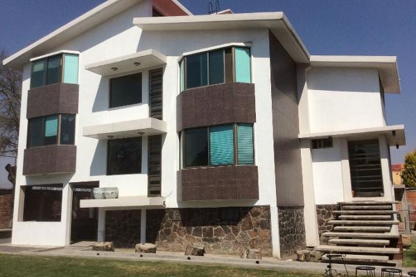 Foto de casa en venta en  , la virgen, metepec, méxico, 4634395 No. 01
