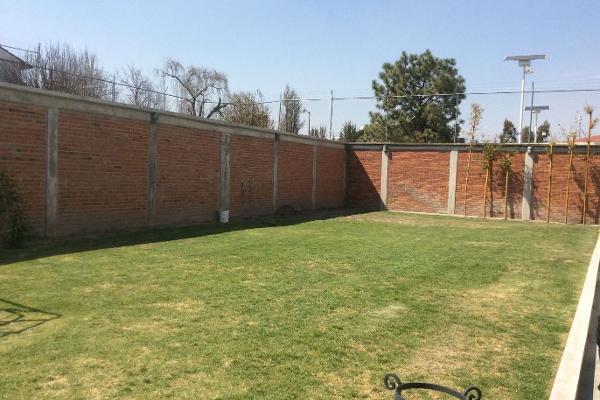 Foto de casa en venta en  , la virgen, metepec, méxico, 4634395 No. 02