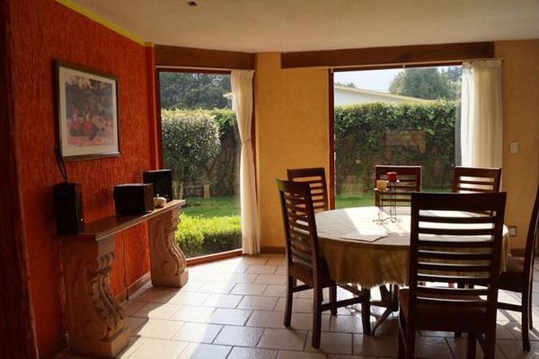 Foto de casa en venta en  , la virgen, metepec, méxico, 6138299 No. 23