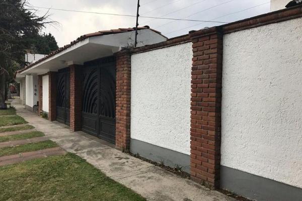 Foto de casa en venta en  , la virgen, metepec, méxico, 7283594 No. 01