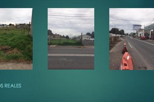 Foto de terreno habitacional en venta en  , la virgen, metepec, méxico, 7913505 No. 01