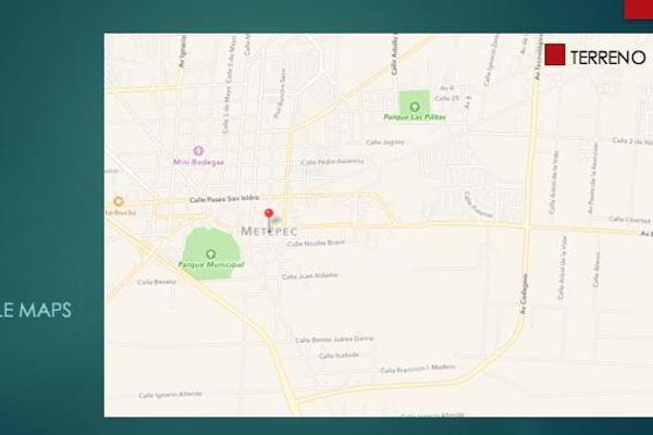 Foto de terreno habitacional en venta en  , la virgen, metepec, méxico, 7913505 No. 03