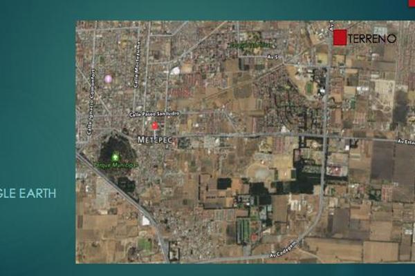 Foto de terreno habitacional en venta en  , la virgen, metepec, méxico, 7913505 No. 04