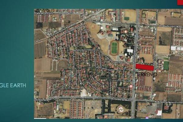 Foto de terreno habitacional en venta en  , la virgen, metepec, méxico, 7913505 No. 05