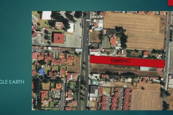 Foto de terreno habitacional en venta en  , la virgen, metepec, méxico, 7913505 No. 06