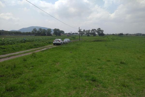 Foto de terreno habitacional en venta en  , la virgen, zinacantepec, méxico, 0 No. 05