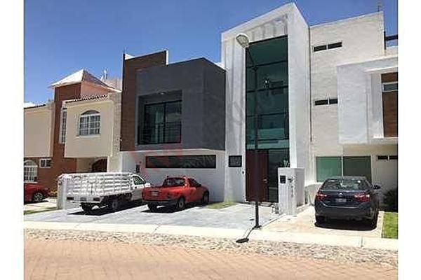 Foto de casa en venta en la vista residencial rinconada la condesa , residencial el refugio, querétaro, querétaro, 5855941 No. 01