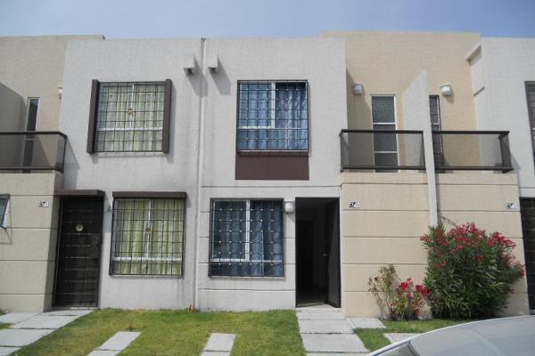 Foto de casa en venta en labna 12, las américas, ecatepec de morelos, méxico, 8868786 No. 01