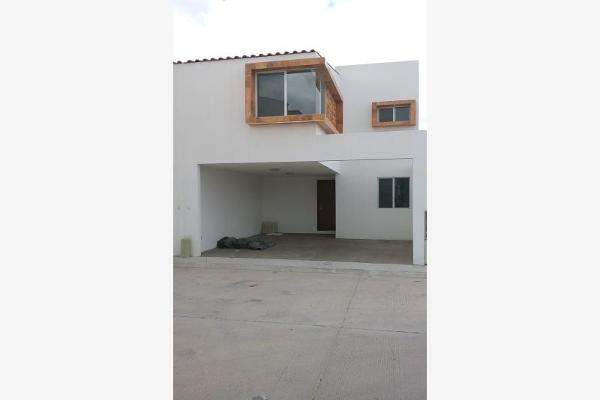Foto de casa en venta en lago cardiel 0000, pozos residencial, san luis potosí, san luis potosí, 5672269 No. 01
