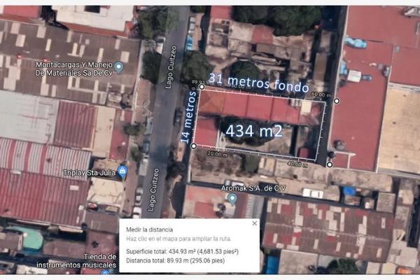 Foto de terreno habitacional en venta en lago cuitzeo 0, anahuac i sección, miguel hidalgo, distrito federal, 6170835 No. 02