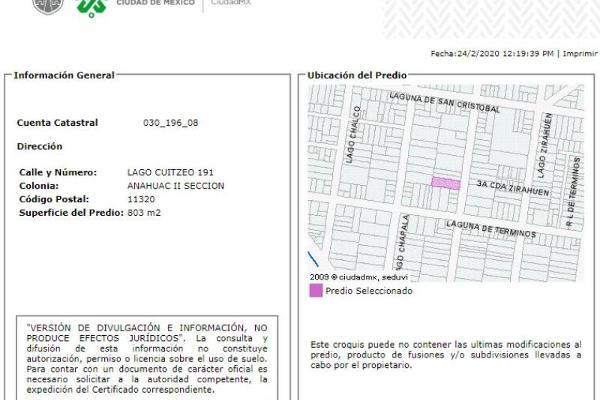 Foto de departamento en venta en lago cuitzeo 191, ahuehuetes anahuac, miguel hidalgo, df / cdmx, 12277365 No. 04