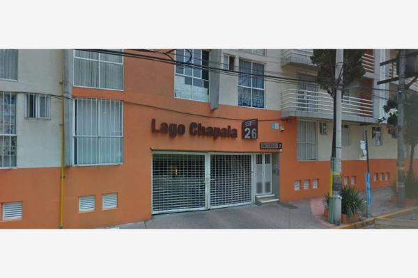 Foto de departamento en venta en lago de chapala 26, anahuac ii sección, miguel hidalgo, df / cdmx, 7226378 No. 01