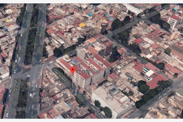 Foto de departamento en venta en lago esclavos 12, torre blanca, miguel hidalgo, df / cdmx, 9913662 No. 01