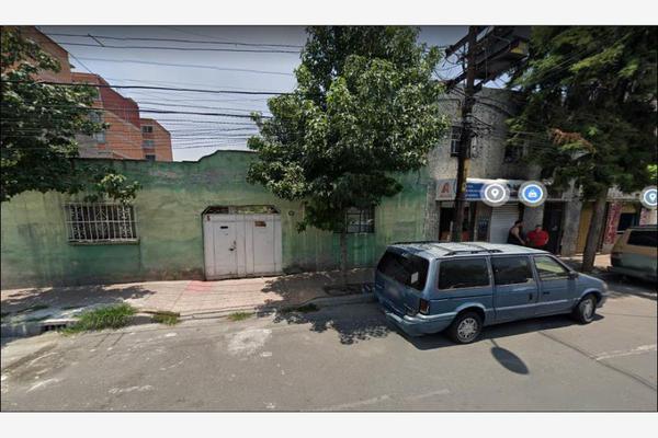 Foto de terreno habitacional en venta en lago mask 135, los manzanos, miguel hidalgo, df / cdmx, 0 No. 01