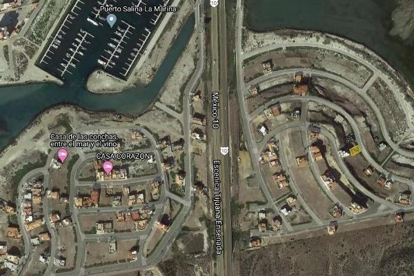 Foto de terreno habitacional en venta en lago patzcuaro , puerto salina la marina, ensenada, baja california, 0 No. 04