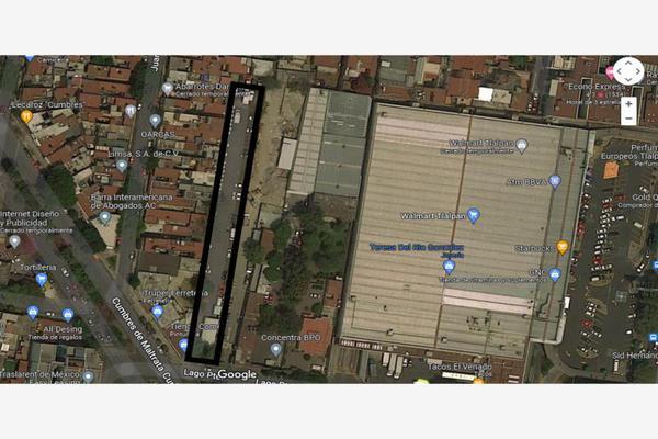 Foto de terreno industrial en venta en lago poniente ej 41, américas unidas, benito juárez, df / cdmx, 16592294 No. 02
