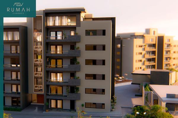 Foto de departamento en venta en lago zumpango, torres residenciales rumah , cumbres del lago, querétaro, querétaro, 10102979 No. 01