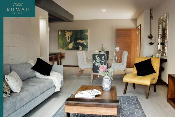 Foto de departamento en venta en lago zumpango, torres residenciales rumah , cumbres del lago, querétaro, querétaro, 10102979 No. 08