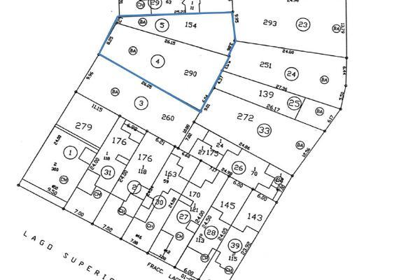 Foto de terreno habitacional en venta en  , lagos del country, tepic, nayarit, 2627994 No. 02