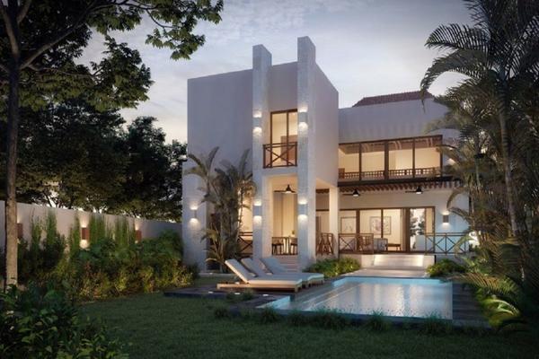 Foto de casa en venta en  , lagos del sol, benito juárez, quintana roo, 5892034 No. 04