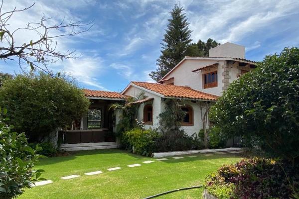 Foto de casa en venta en lagrimas , granjas, tequisquiapan, querétaro, 14021292 No. 01