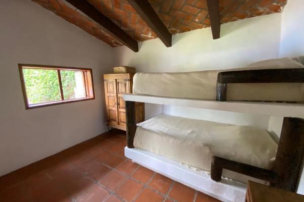 Foto de casa en venta en lagrimas , granjas, tequisquiapan, querétaro, 14021292 No. 17