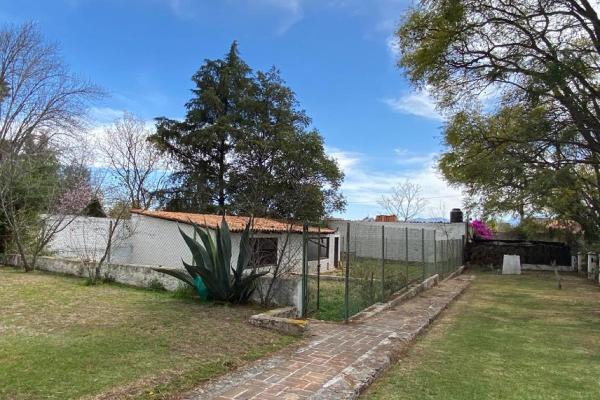 Foto de casa en venta en lagrimas , granjas, tequisquiapan, querétaro, 14021292 No. 21