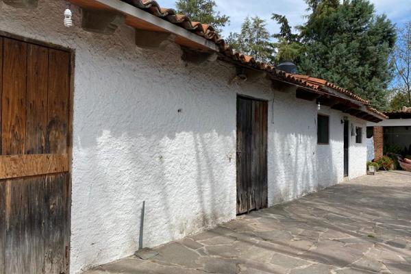 Foto de casa en venta en lagrimas , granjas, tequisquiapan, querétaro, 14021292 No. 22
