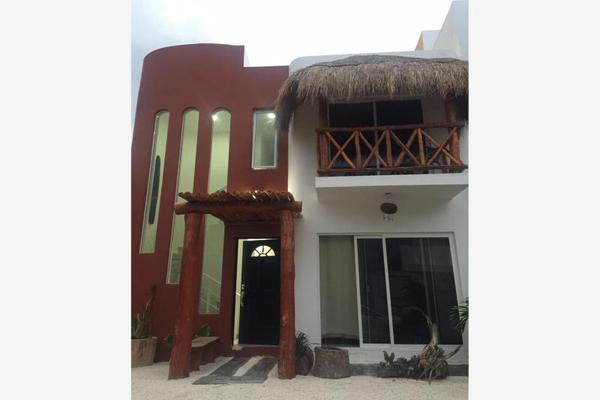 Foto de casa en renta en laguna 1, puerto morelos, benito juárez, quintana roo, 6156745 No. 01