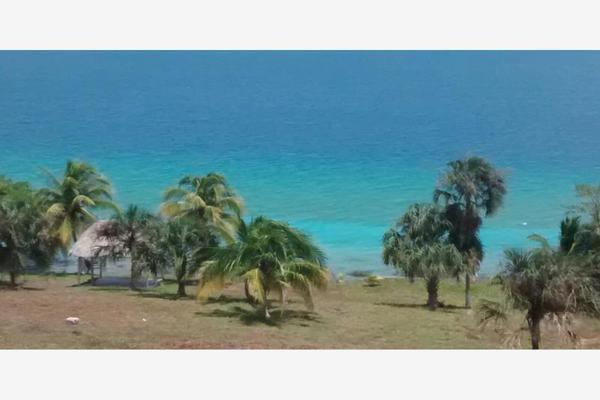 Foto de terreno habitacional en venta en laguna 333, bacalar, bacalar, quintana roo, 5338002 No. 01