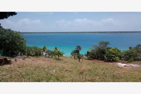 Foto de terreno habitacional en venta en laguna 333, bacalar, bacalar, quintana roo, 5338002 No. 03