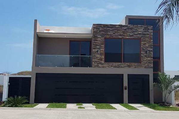 Foto de casa en venta en laguna 4 garona 107, club de golf villa rica, alvarado, veracruz de ignacio de la llave, 8450911 No. 01