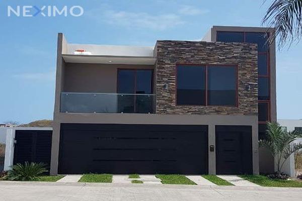 Foto de casa en venta en laguna 4 garona 116, club de golf villa rica, alvarado, veracruz de ignacio de la llave, 8450911 No. 01
